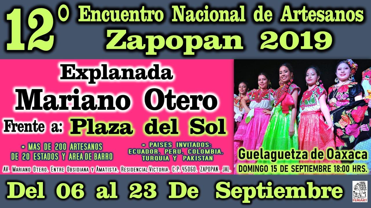 Encuentro Nacional de Artesanos Zapopan