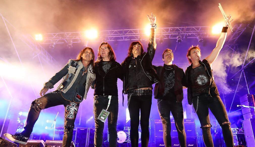 Rata Blanca, una banda real de heavy metal