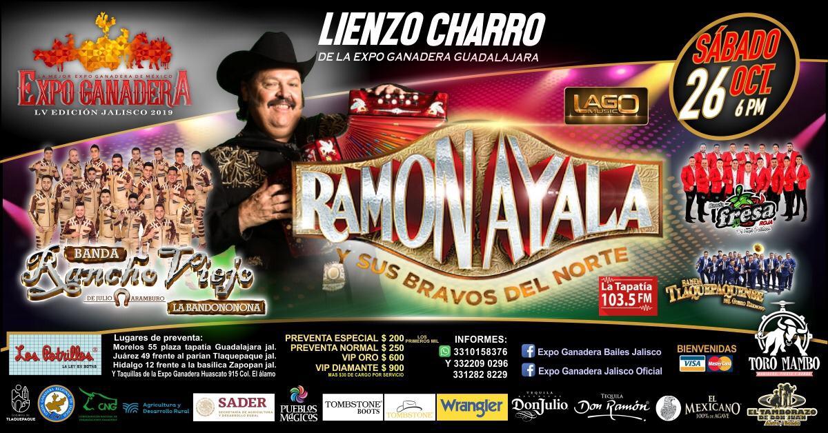 Ramón Ayala y sus Bravos del Norte