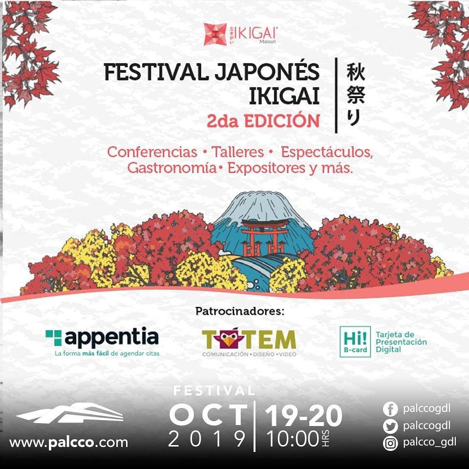 Festival Japonés Ikigai 2da edición.