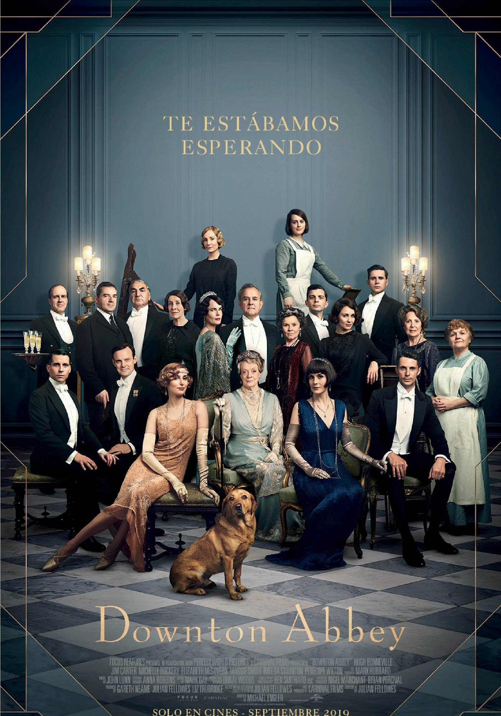 Downton Abbey / Estreno: 1 de noviembre
