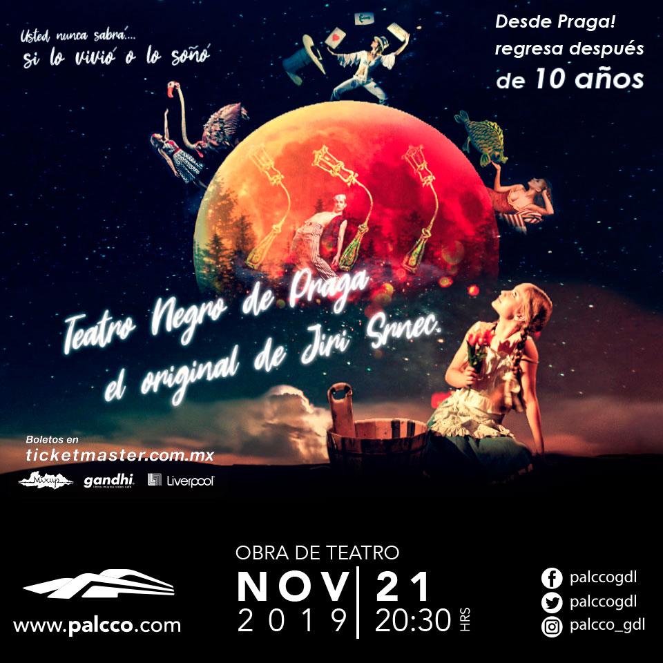 Teatro Negro de Jiri Srnec