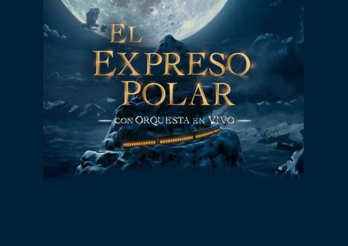 El Expreso Polar, La película con orquesta en vivo