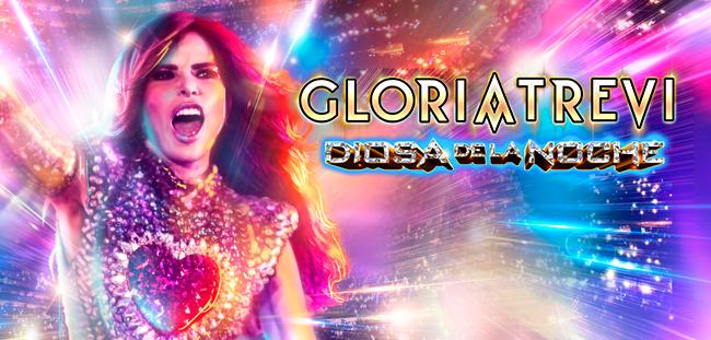 Gloria Trevi «Diosa de la Noche» Tour 2019