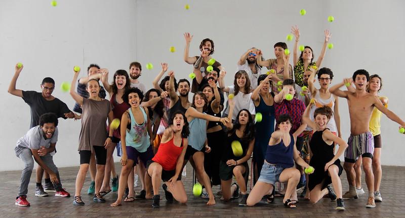 Actividades de cierre del XXII Festival internacional de Danza Contemporánea Onésimo González