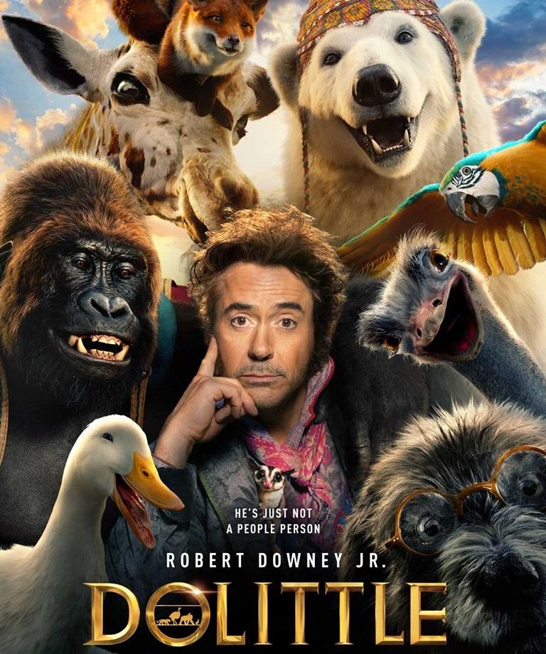 Dolittle / Próximamente en cines