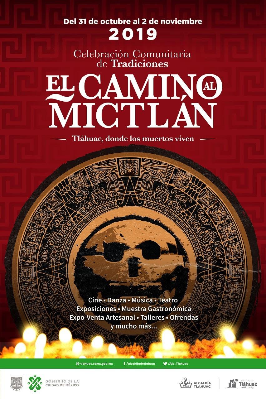 EL CAMINO AL MICTLÁN en Mixquic, la Celebración de DÍA DE MUERTOS de mayor tradición en MX