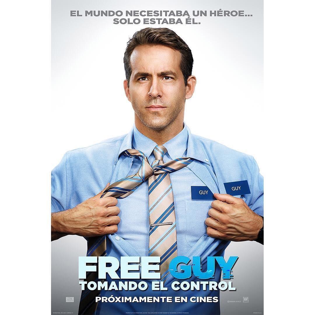 Free Guy / Próximamente en cines