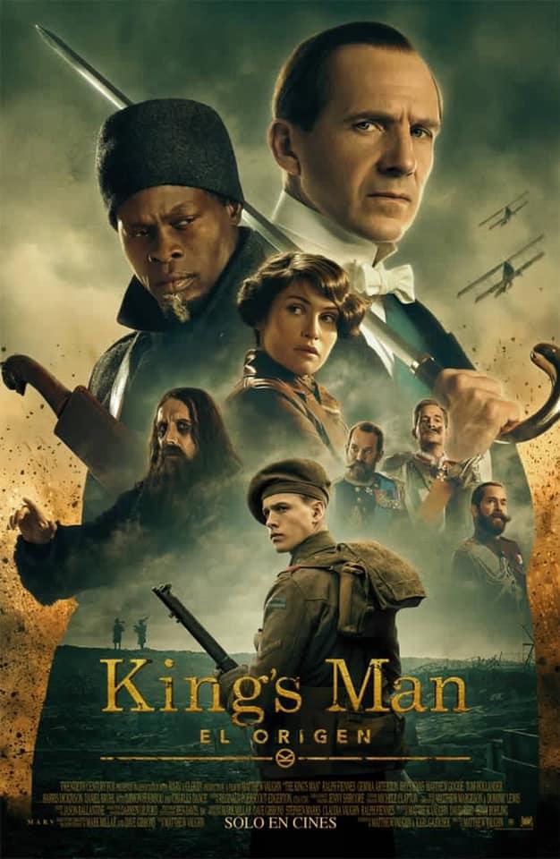 King's Man : El Origen / Próximamente solo en cines.