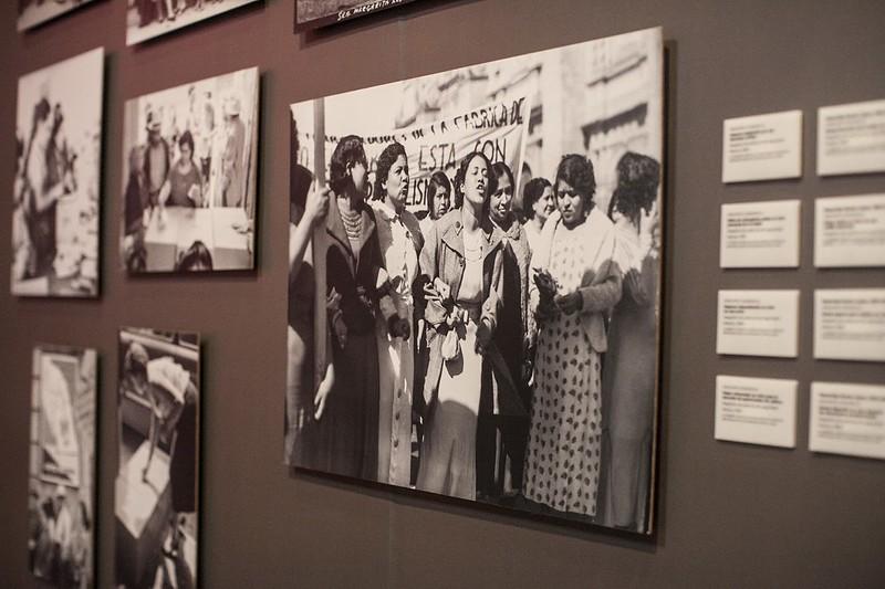 Presentan historia de la democracia en México a través de casi mil objetos