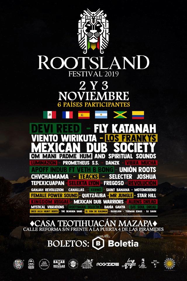RootsLand Festival 2019