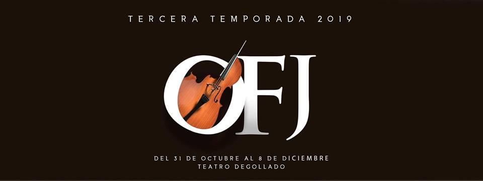 La Orquesta Filarmónica de Jalisco presenta su TERCERA TEMPORADA 2019