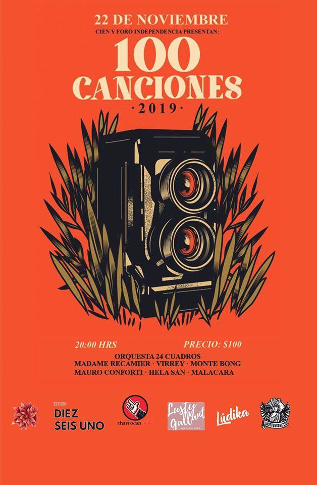 Concierto De Clausura 100 Canciones 2019