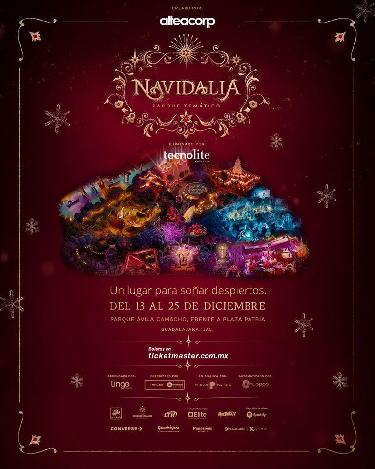 Navidalia ¡La navidad como nunca antes la has visto!