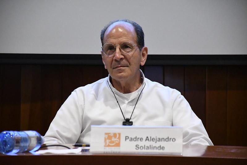 """Ofrece Alejandro Solalinde la conferencia """"Derechos humanos, migrantes e indígenas"""" en Zapopan"""