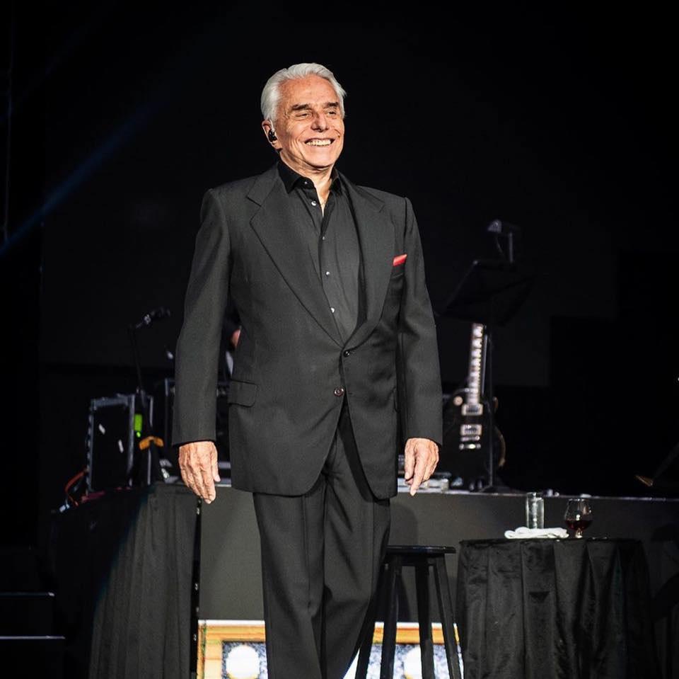 Enrique Guzmán llega a Auditorio Telmex para Hablar en Español