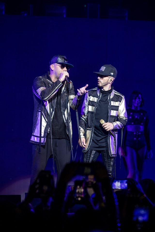 Wisin &Yandel regaeton que no caduca