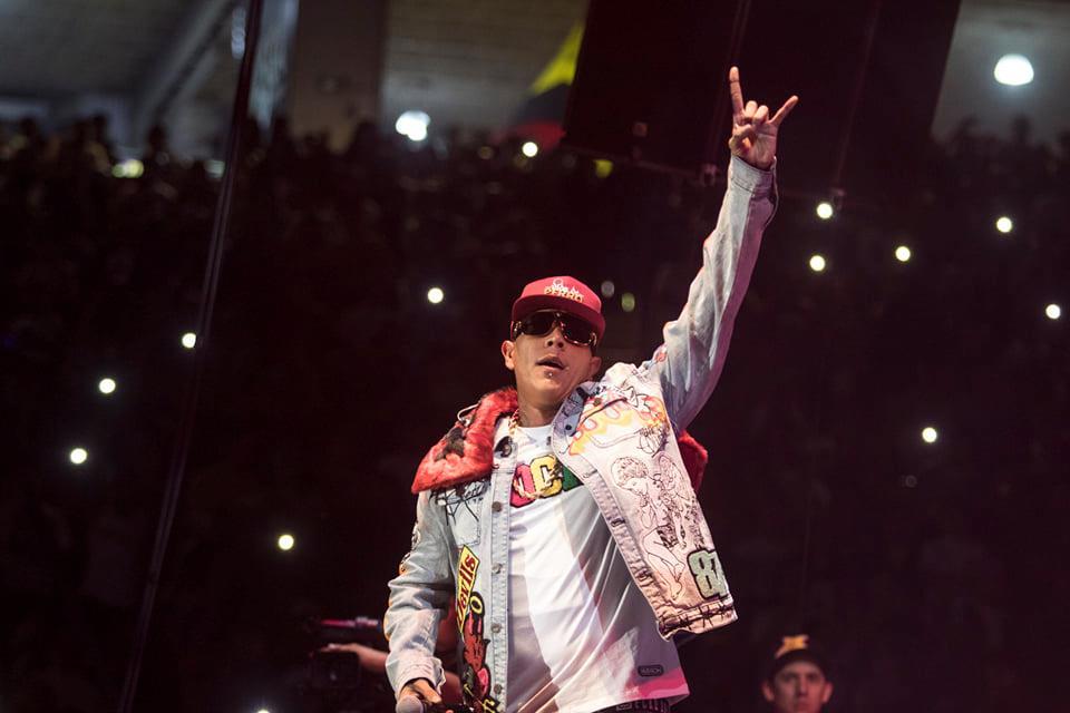 El rap se hizo presente en la edición 2019 de las Fiestas de Octubre