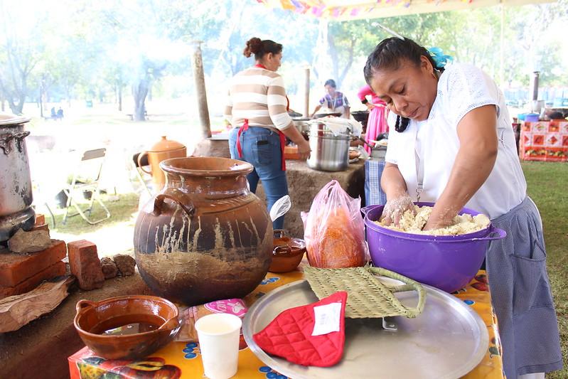 Impulsa la Secretaría de Cultura diálogo de tradiciones en torno a la comida