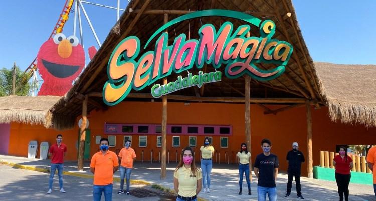 Foto: Selva Mágica