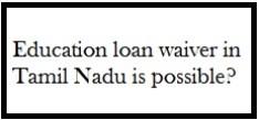 Education Loan Cancellation News