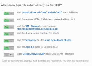 squirrly seo for seo optimization