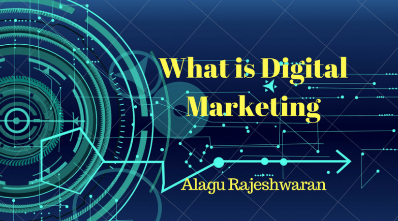types of digital marketing