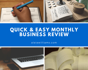 quick and easy business review
