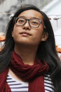 Irene Li Jia-ying - #7 Top 10 Women 2014