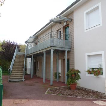 Ensemble résidentiel 28 logements, Valdoie