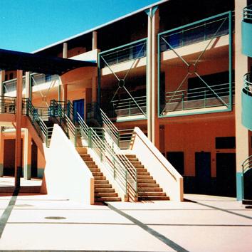 Lycée d'enseignement général,Ste-Marie Ile de la Réunion