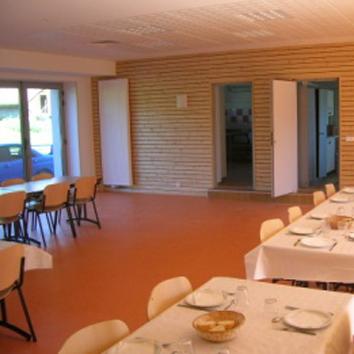 Salle des fêtes, Oye et Pallet
