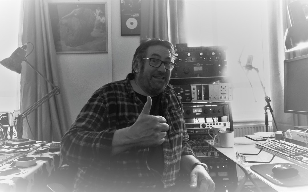 Mixage du disque par Ian Caple