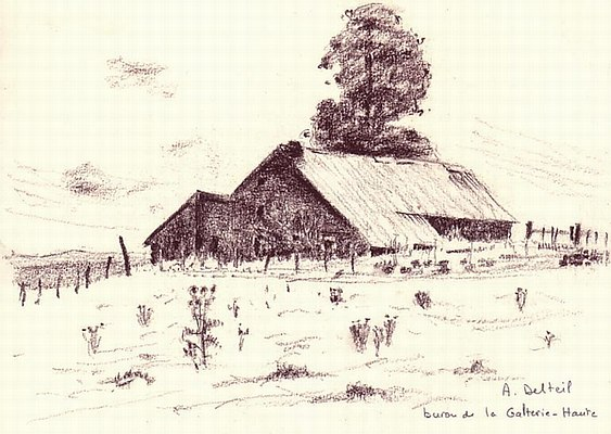 Nord-Cantal (dessins)