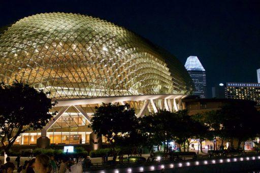 Le Durian, le soir
