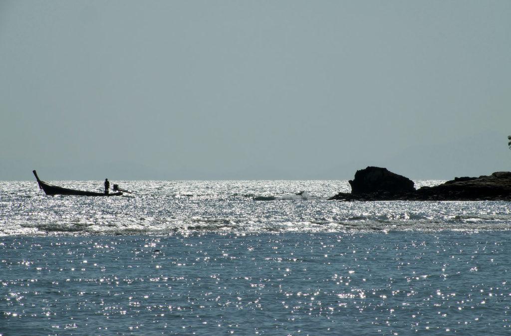 Pêcheur à Ko Lanta