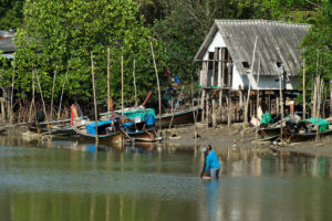 Village de Ko Klang