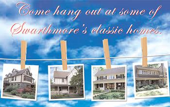 Swarthmore Historical Society House Tour