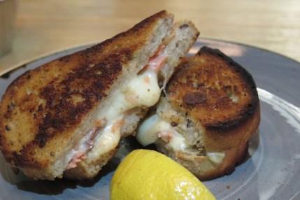 Salmon Sandwich $11