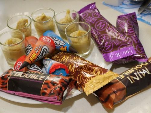 Brizo Durian Pengat & Ice Cream
