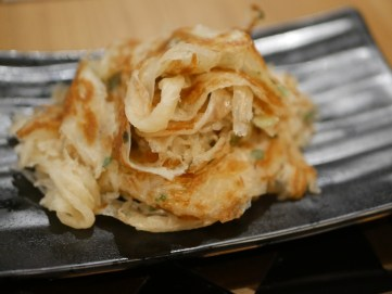 Pan-fried Shredded Pancake ($4.80)