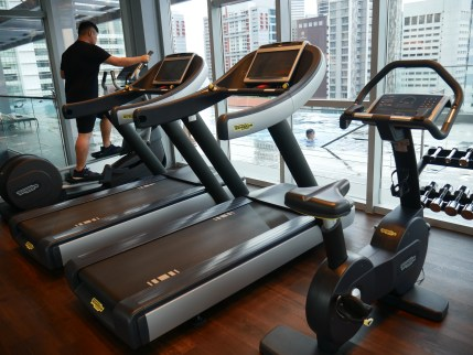 Mercure Singapore Bugis - Fitness Gym