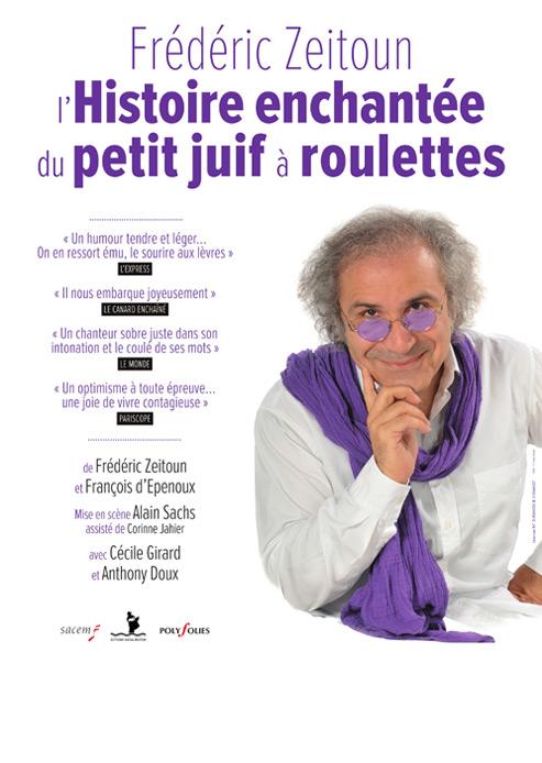Le Coup Du Petit Juif : petit, L'Histoire, Enchantée, Petit, Roulettes