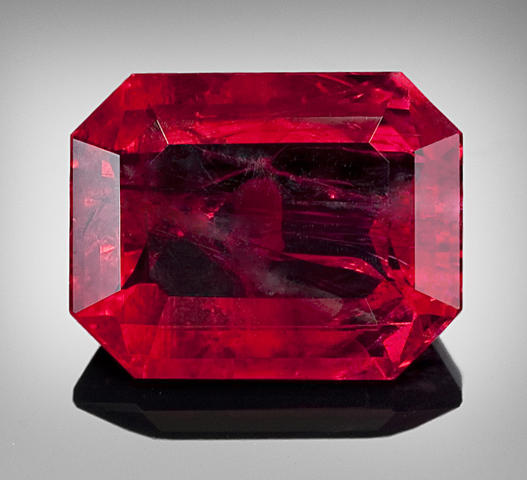Museumquality Red Beryl « A Rare American Red Emerald