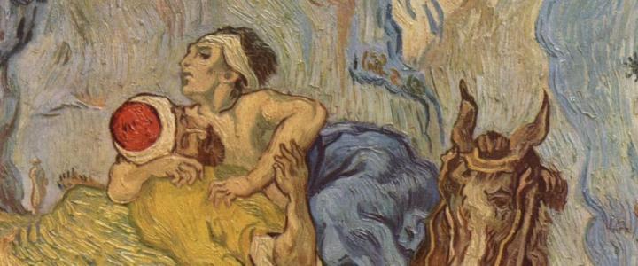 Gaat de barmhartige Samaritaan wel over barmhartigheid? (Ja, natuurlijk)