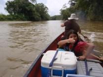 Nuestra canoa