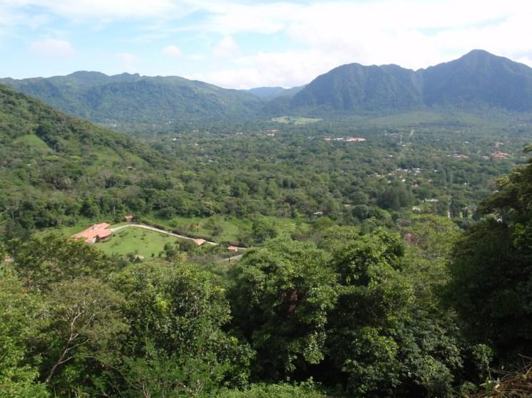 Vista a El Valle