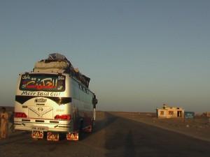 Crossing Balochistan