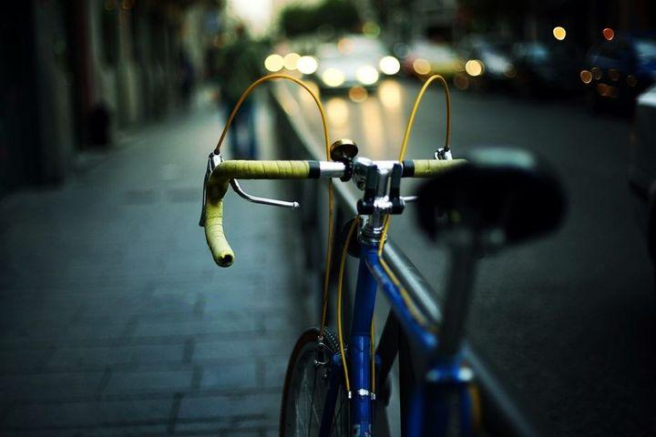 14 жыл мурун жоголгон велосипед табылды