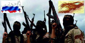 ИГИЛ Орусия менен согушуу үчүн Кыргызстанды даярдап жатат